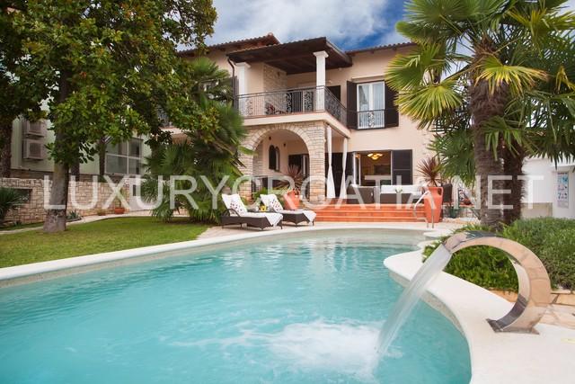 5 star holiday villa in istria umag for 5 star villas