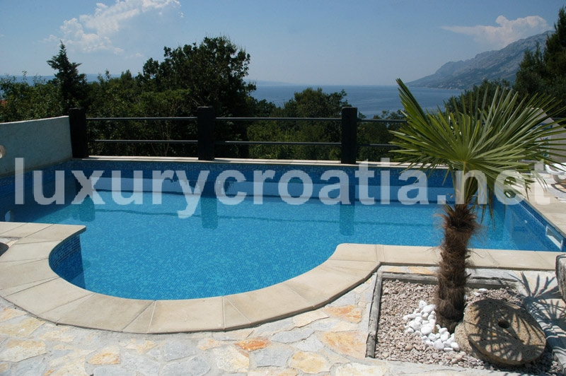 Holiday Villa With A Pool Makarska Riviera