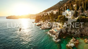 top luxury villa for rent dubrovnik croatia