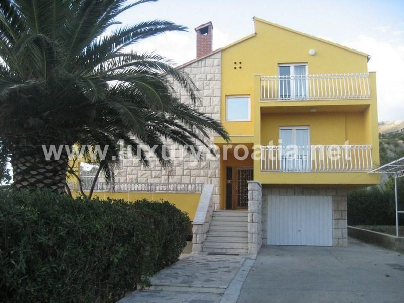 Seaview house for sale podstrana split for Split house for sale