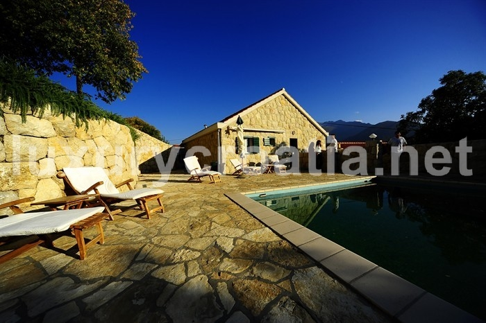 Stone Holiday Villas With A Pool Zagora