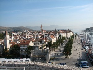 Trogir UNESCO heritage site - daily excursion by luxurycroatia.net
