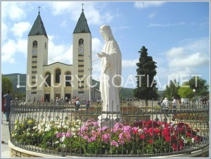Medjugorje pilgrimage to Holy Mary - daily excursions by Luxurycroatia.net