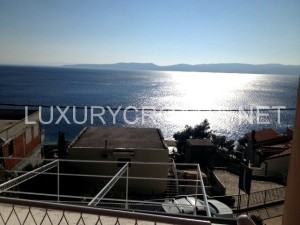Seaview house for sale Mimice Omis Croatia