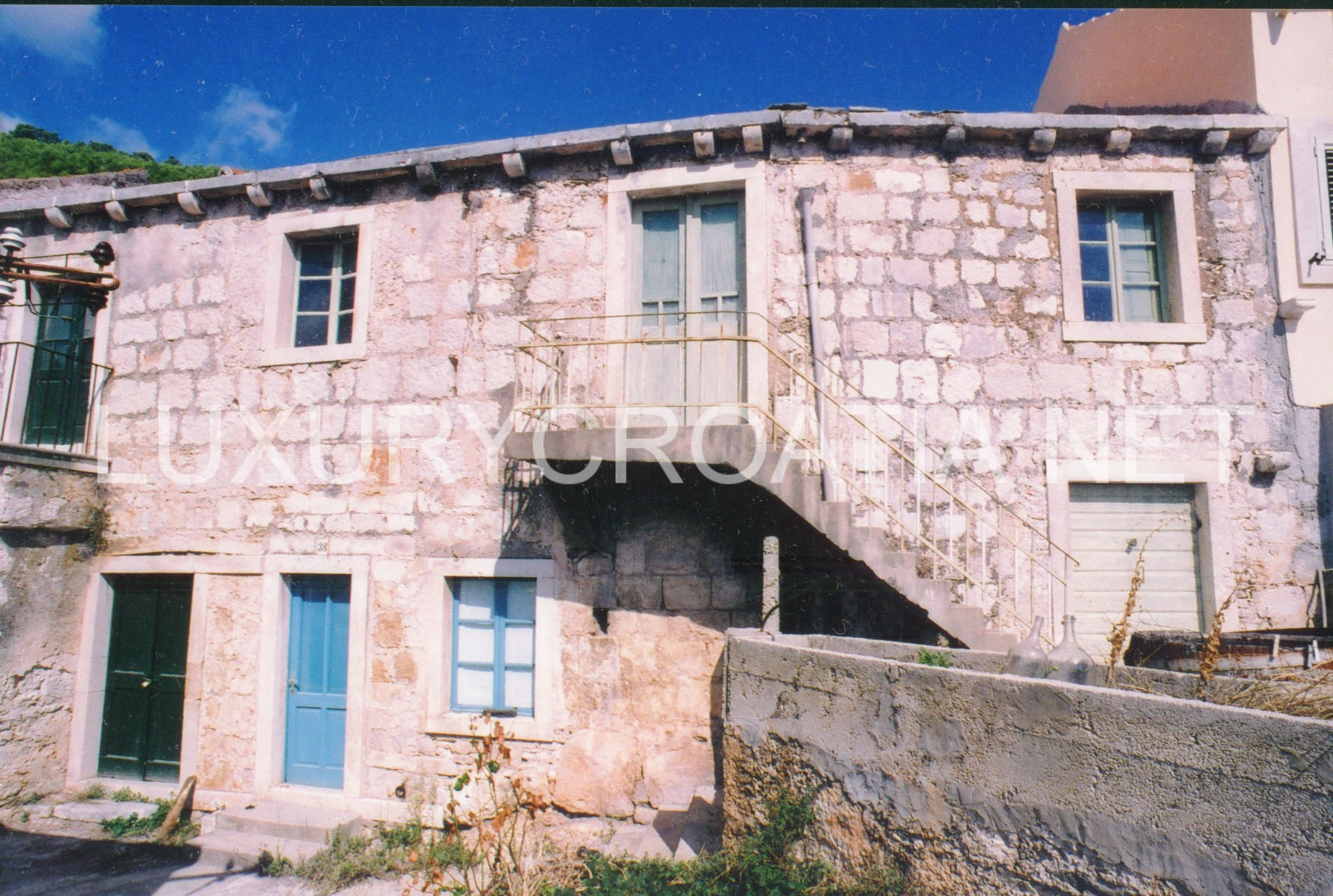 Sold Two Old Stones Houses For Sale Korcula Island
