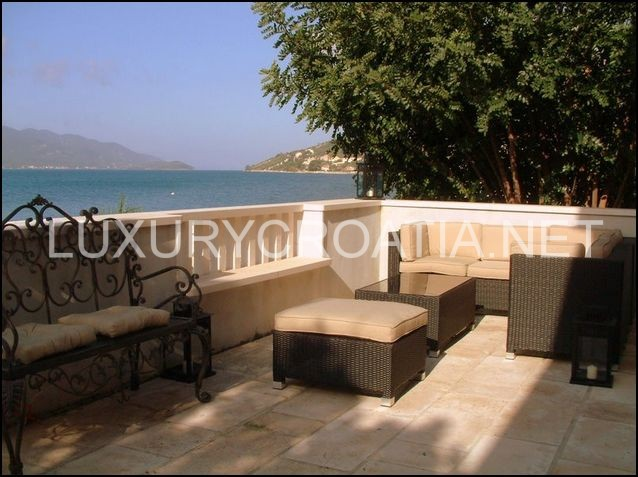 Sea Front Captain House For Sale Peljesac Luxury Croatia