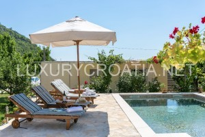Stunning rural villa with a pool, Konavle