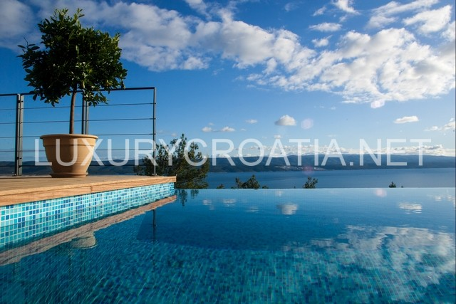 Holiday Villa For Rent With Pool Omis Area Croatian Adriatic