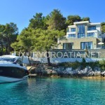 Amazing seafront villa for rent, Brac island0