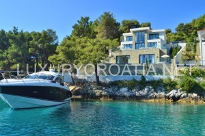 Amazing seafront villa for rent, Brac island Croatia