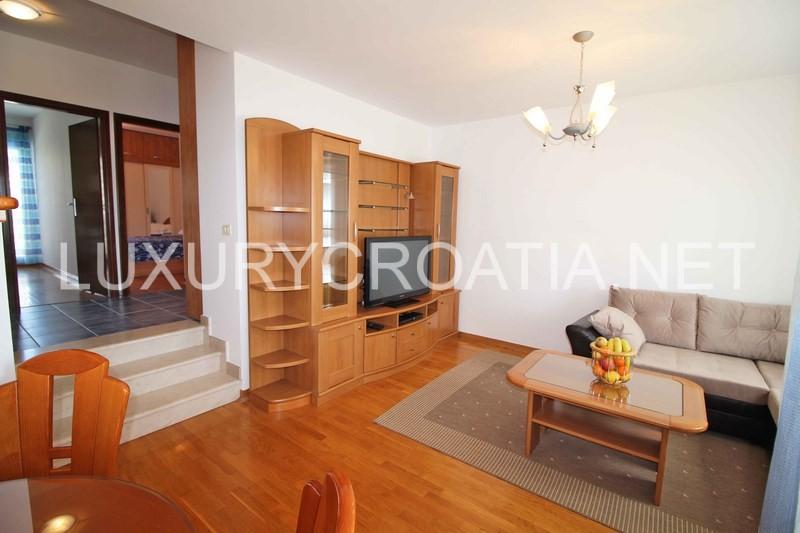2 Bedroom Sea View Family Apartment Znjan In Split Luxury