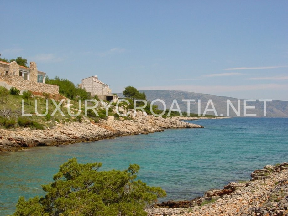 Villa With A Private Beach For Rent Hvar Island Croatia