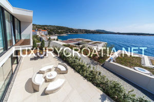 Pool villa for rent, Primosten, Sibenik Villa no.5