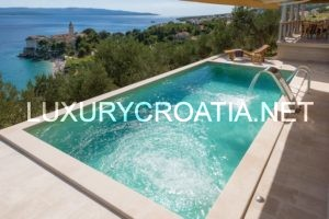 New luxury villa with pool for rent, Bol, Brac