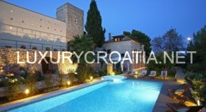 Traditional stone villa for rent, island of Vis Croatia