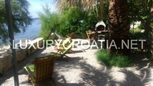 Luxury beach front villa with pool in Orebić, Pelješac, Croatian villas rentals
