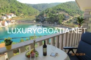 House for sale with panoramic sea view Jelsa Hvar