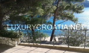 Seafront house for sale on Lastovo island, Croatia property for sale