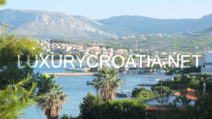 Aparthotel with a sea view in Podstrana, near Split for sale