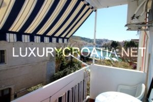 Apartment for sale on exclusive location with sea view, Trogir