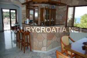 Beautiful stone house with amazing sea view on the Island of Brac for sale