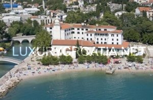 Crikvenica, holiday town