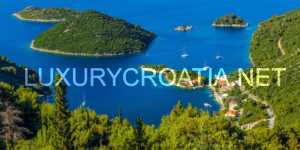 Croatian Adriatic coast and islands of Dalmatia and Istria, Mljet