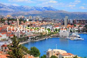 Croatian Adriatic coast and islands of Dalmatia and Istria, Split
