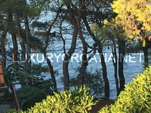 House with a stunning sea view on a beautiful location in Jelsa, Island of Hvar
