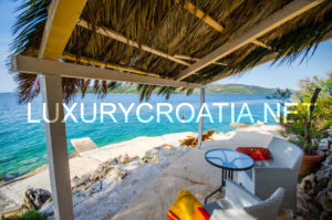Luxury Seafront Villa for Rent, Trogir Area