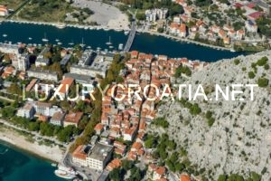 Omis, the pirates town
