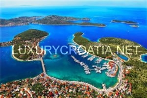 Rogoznica - large marina for yachts