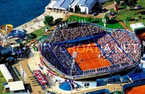 Umag, tennis tournament