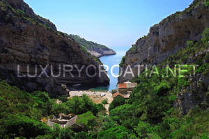 Vis island, nature and beaches