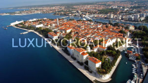 Zadar, North Dalmatia coastline
