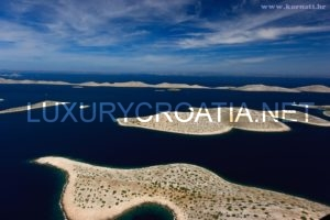 The Kornati Islands National Park