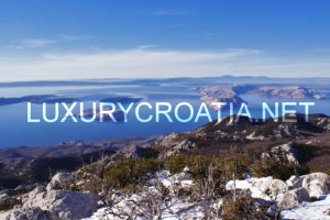 Velebit, where mountain meet the sea