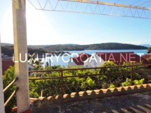 House with a stunning sea view on the Island of Solta for sale