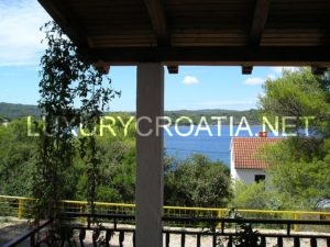 Three small stone houses for sale on beautiful location on Solta Island