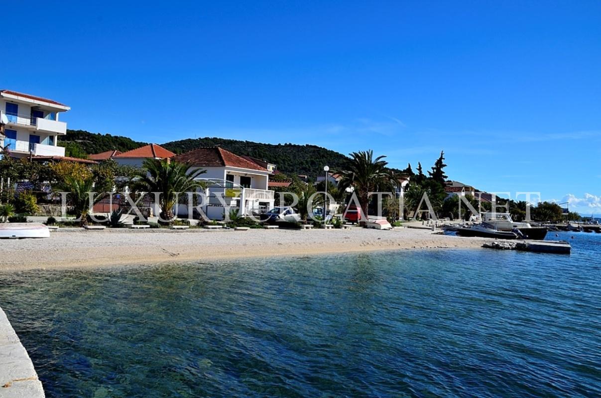 Marina sea front