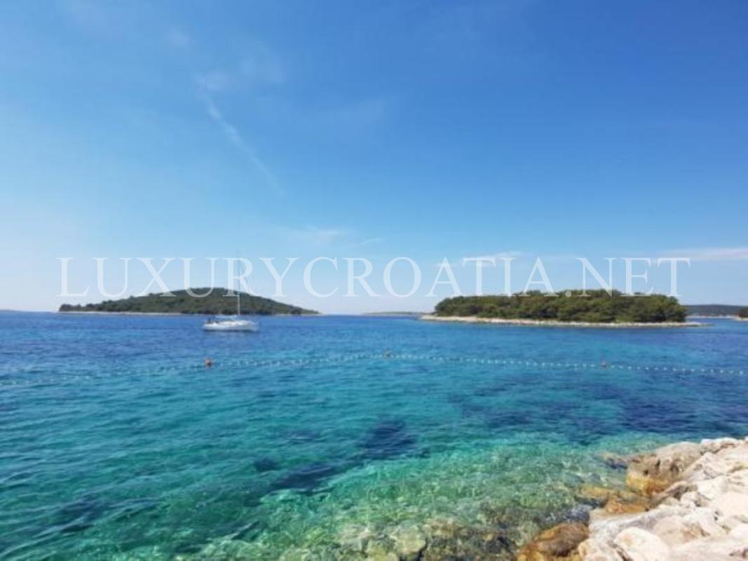 Beachfront House for sale, Solta island, Luxury Croatia