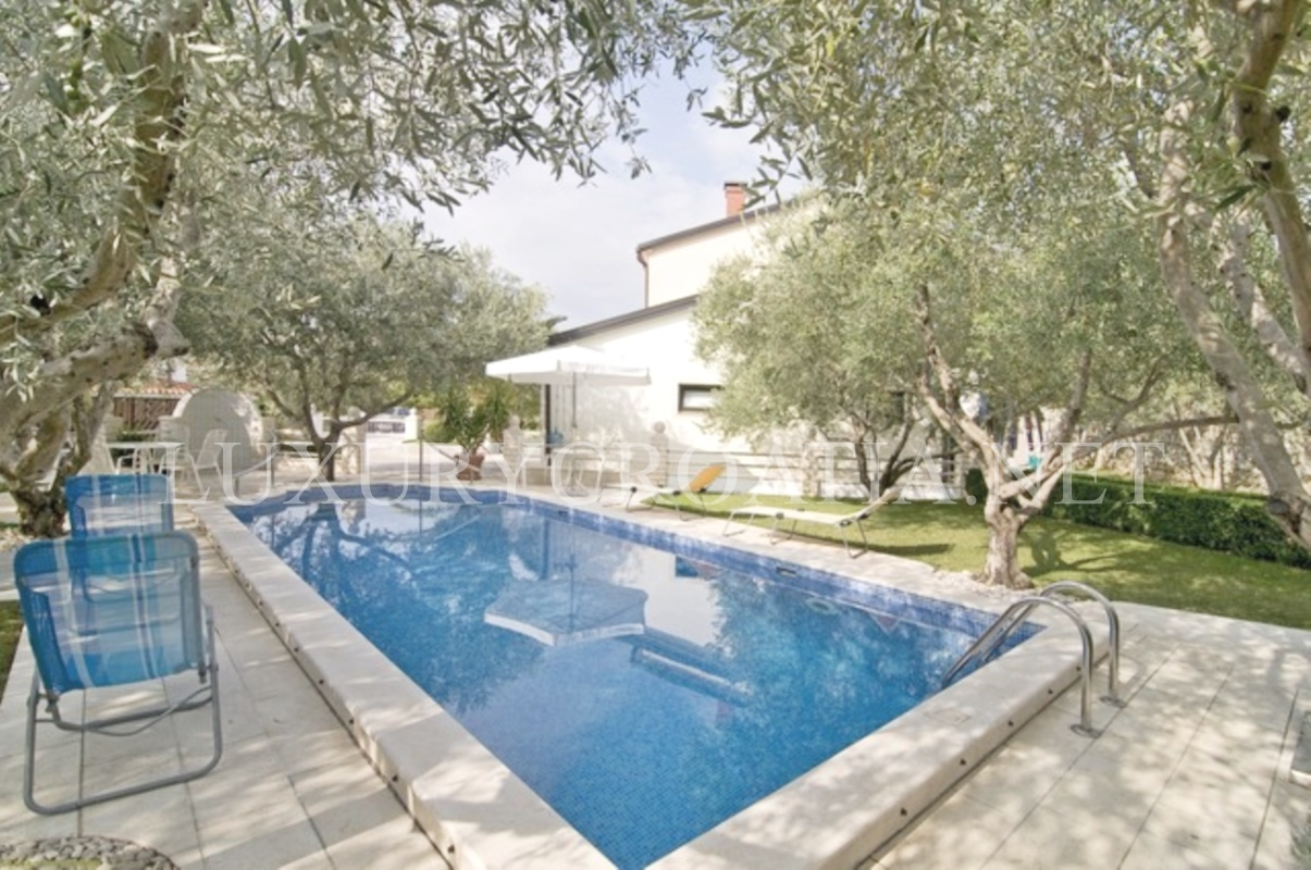 Two Houses With Pool For Sale Kastela Luxury Croatia