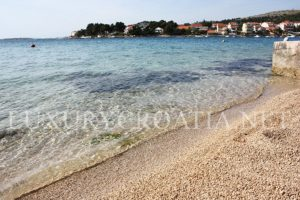 Beach in Sibenik