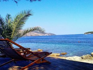 beach front villa for rent hvar island