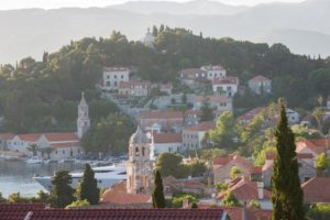 Stone villa for rent in Cavtat Old Town