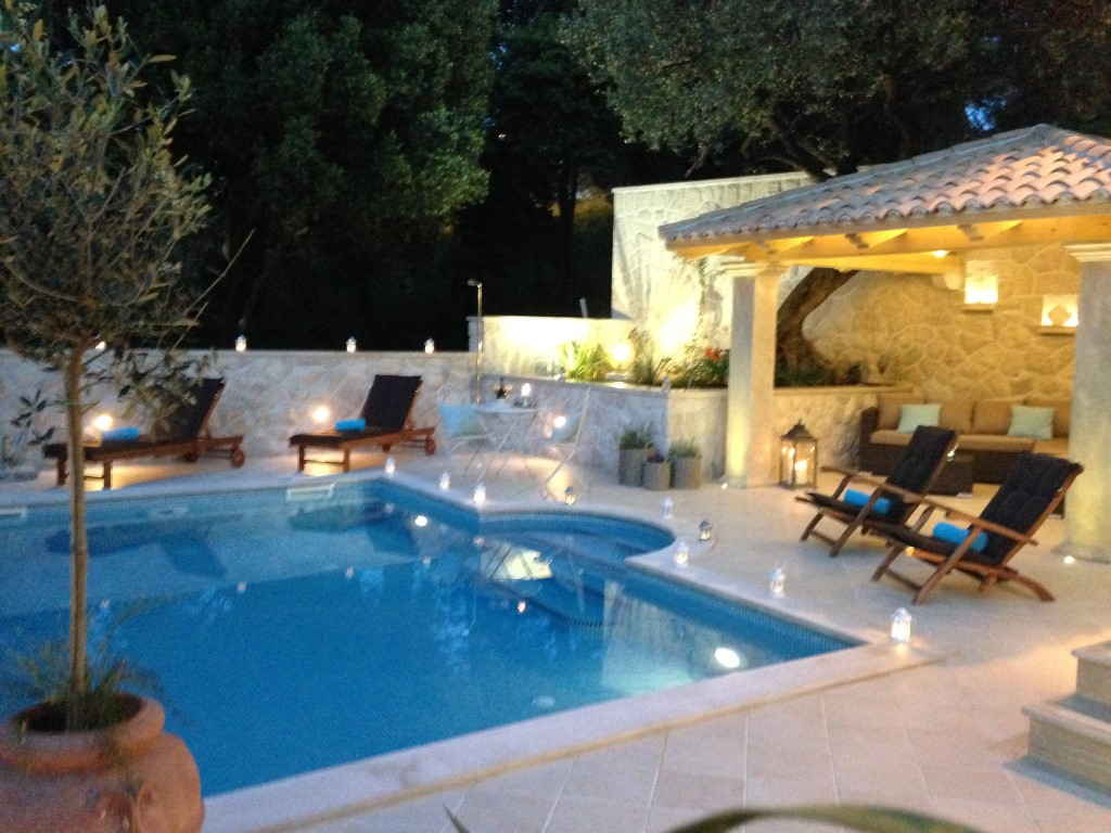 Panoramic Sea View Villa With Pool For Rent Cavtat Luxury