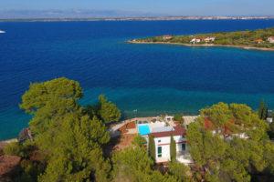 Modern water front villa for rent, Ugljan (2)
