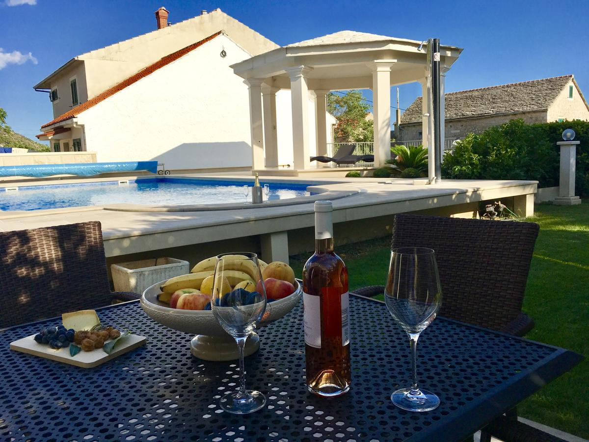 Sea View Villa For Rent With Pool Bol Brac Island