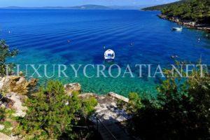 seafront villa for rent Solta island Croatia