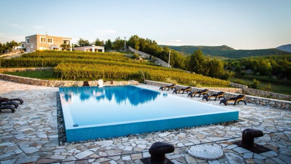 Luxury Villa With Pool For Rent Bosnia And Herzegovina
